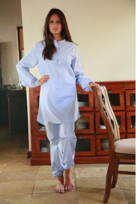Pyjama Femme PAO Ciel