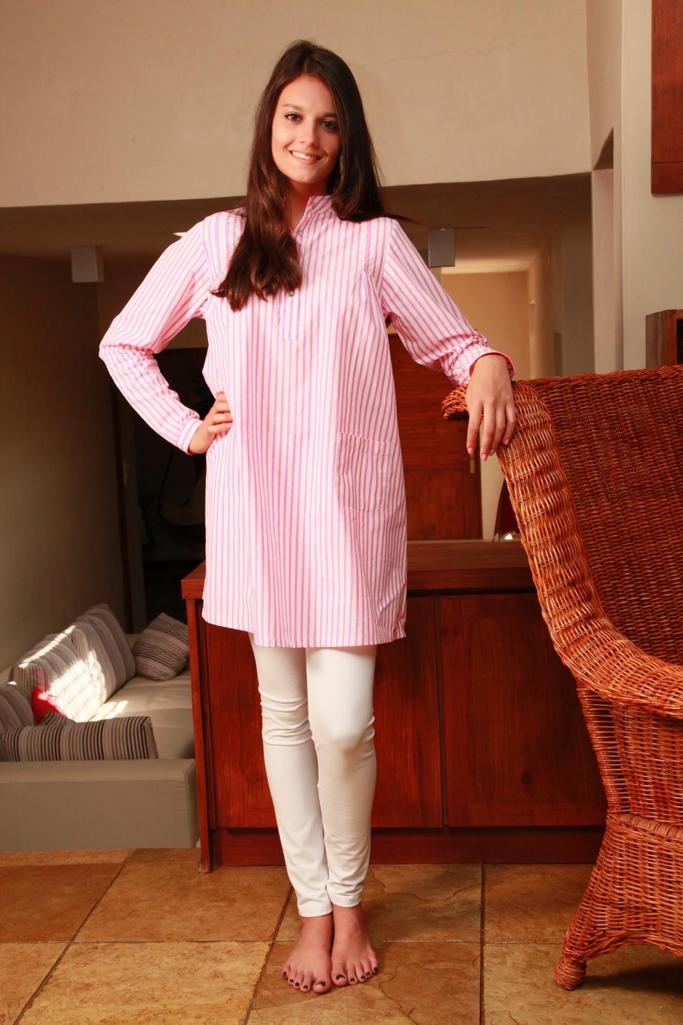 date de sortie: nouveau style de 2019 bon out x Pyjama femme avec ouverture devant - Legging, sous vêtement ...
