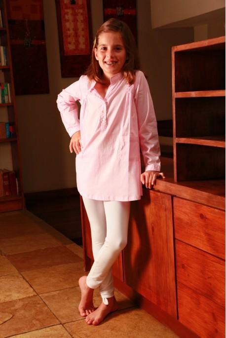 Pyjama Fille Sybilline Rose