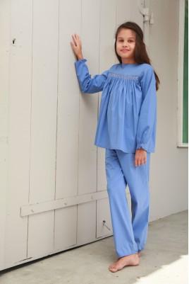Pyjama Long Fille Blandine 2 ans 4 ans