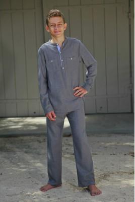 Pyjama Long hiver pour Garçon