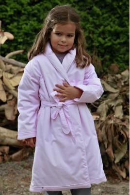 Robe de Chambre peignoir Fille Etoile
