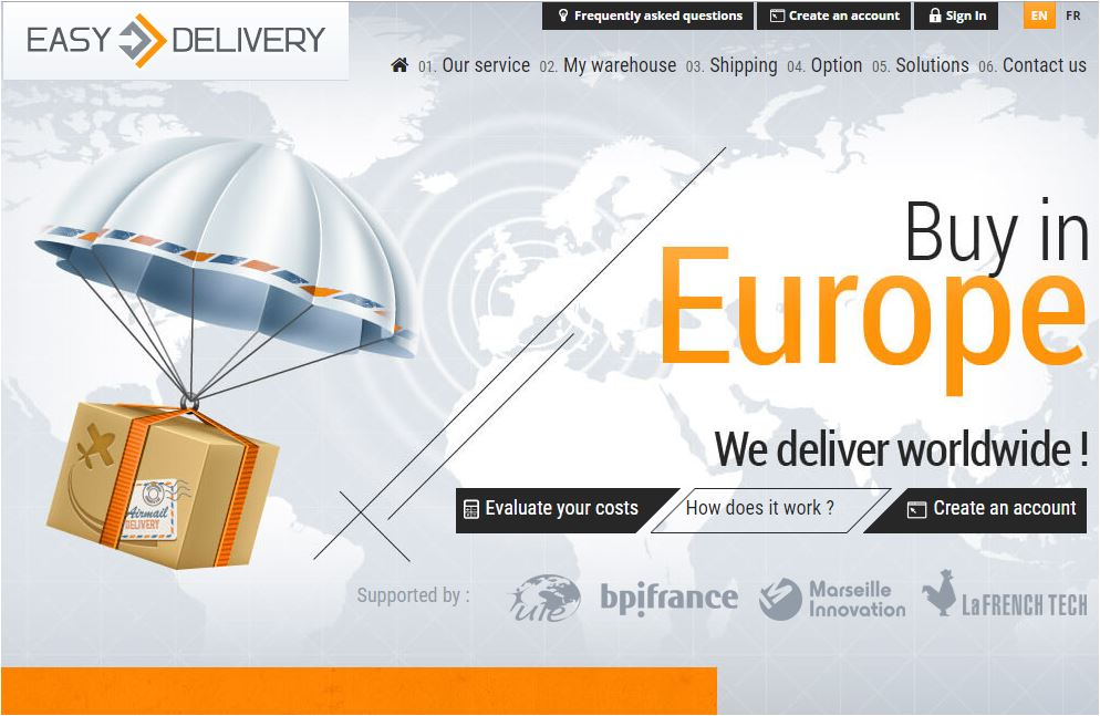 Discover Easy Delivery