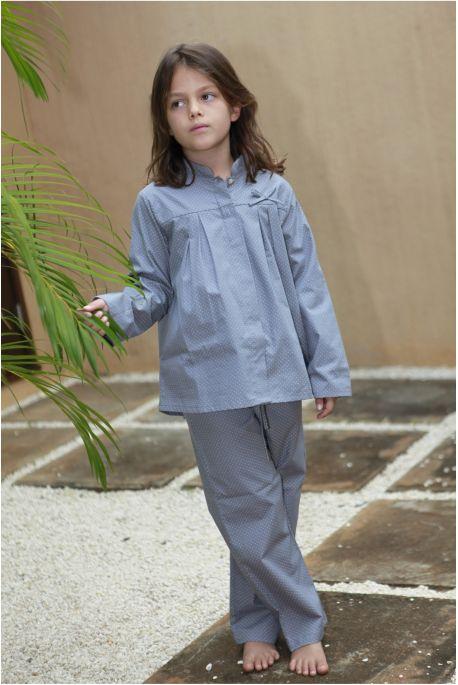 Pyjama Fille Nine Imprimé Pois