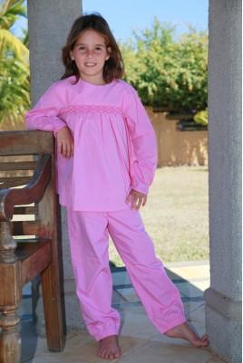 Pyjama Fille Rose Blandine