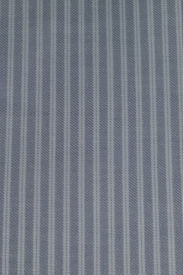 Tissu Popeline Vichy Bleu