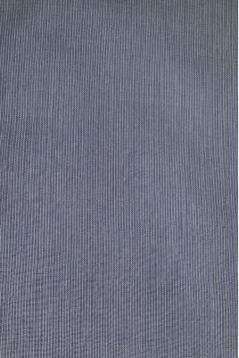 Tissu Voile Micro Rayures Bleu