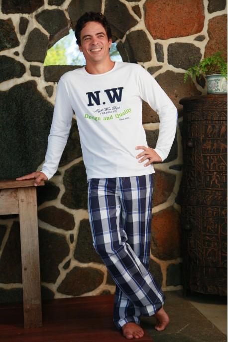 Pyjama pour Homme Hiver