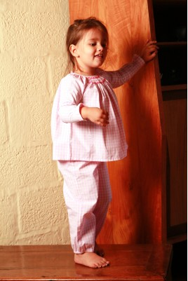 Pyjama fille 2 ans