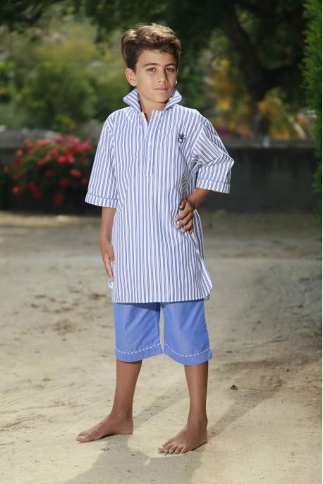 Pyjama Tunique garçon Lucien