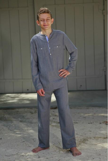 Boys' pyjamas Aristide