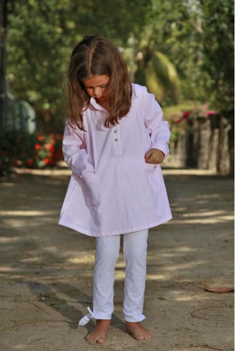 Pyjama Long Fille Sybilline