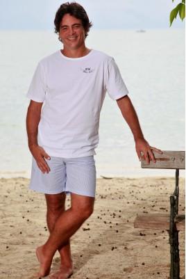 Pyjama Homme -100% Coton Tissu et Jersey - Sénior