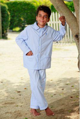 Pyjama Long Ciel pour Garçon Louis