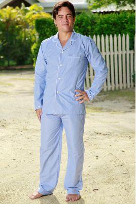 Pyjama Homme -100% Coton - Harry