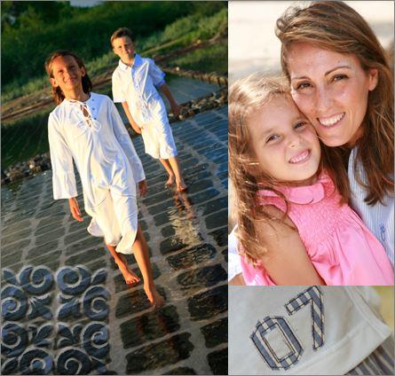 Pyjamas pour la famille L'Orangerie