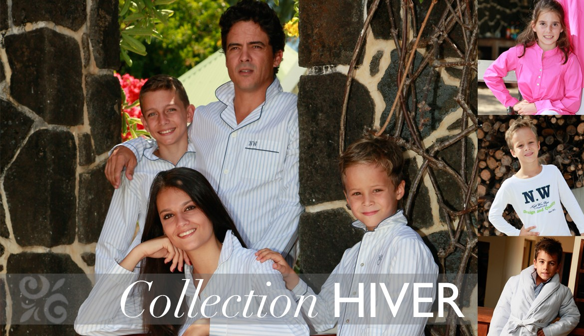 Last collection of Pyjamas for men, ladies, boys and girls to discover